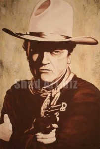 The Duke 24x36 Acrylic on canvas (SOLD)