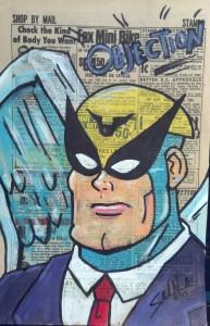 Harvey Birdman (SOLD)